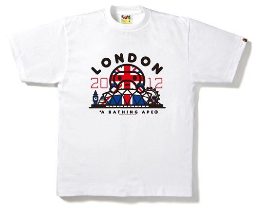 A Bathing Ape London 2012 Edition