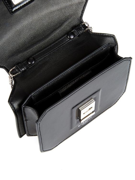 Bow Cut mini leather cross-body bag | Givenchy | MATCHESFASHION.COM UK