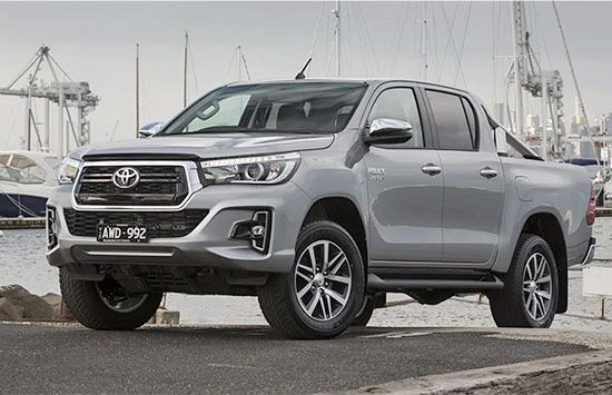 Toyota Hilux 2020 Changes Carros