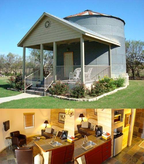 24 Realistic And Inexpensive Alternative Housing Ideas Cheap Houses To Build Silo House Cheap Houses