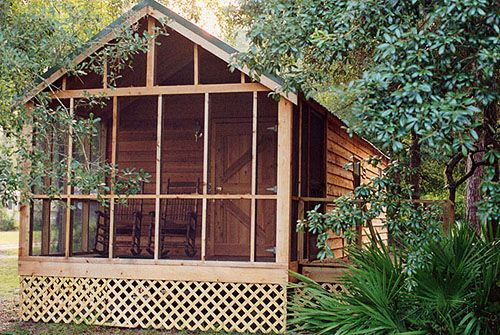 Cabin Rentals in Lake Placid, FL | Lake Placid Cabins for Rent