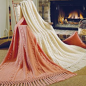 Crochet Knurl Stitch : patterns crochet patterns afghan blanket crochet afghans shadow box ...