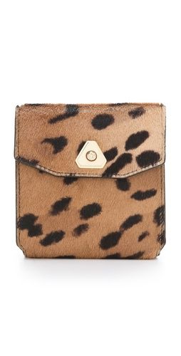 Alexander Wang Trigone Haircalf Wallet http://fashionlovestruck.com/casual-luxe/#