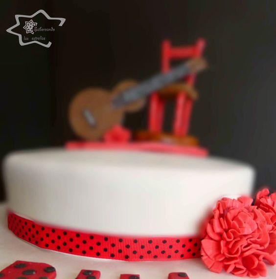 Saboreando las estrellas: Tarta Flamenca