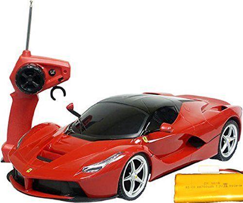 Xq Toys 1 12 Scale Ferrari Laferrari Supercar Radio Remote Control Car R C Rechargerable