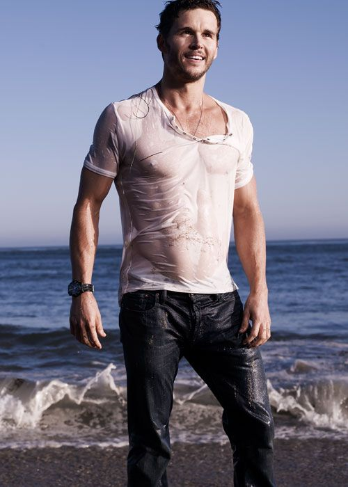 Ryan Kwanten...One reason why I can't wait for True Blood to come back