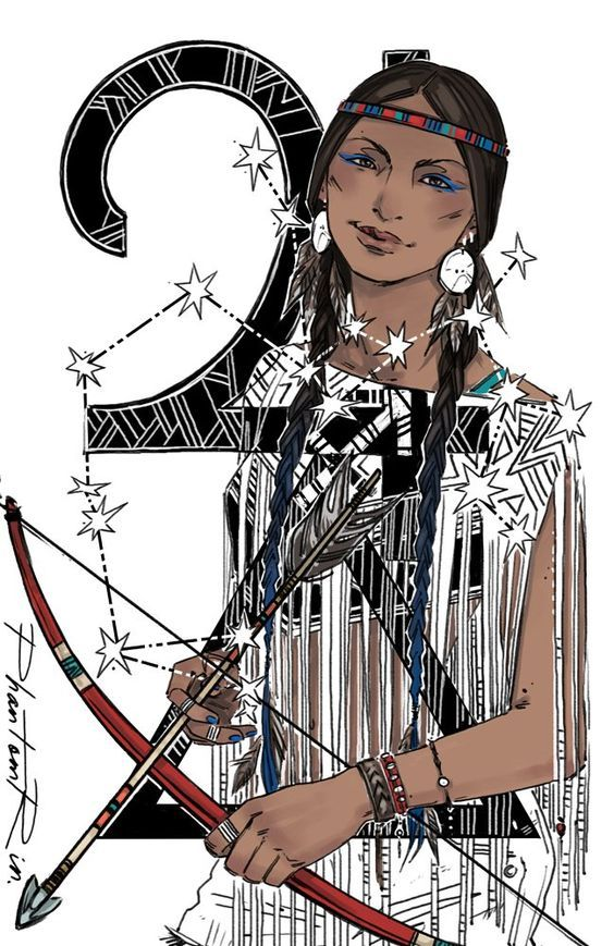 Carefree Sagittarius Sagittarius Art Zodiac Sagittarius Zodiac Art