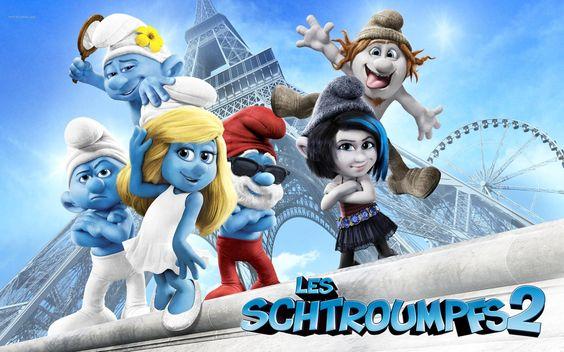 Les schtroumpfs 2 le film complet en francais - Film d'animation français