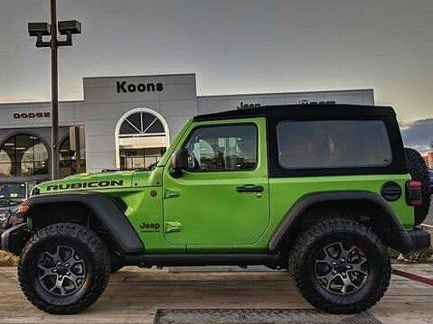 Limelight Jeep Car Suv