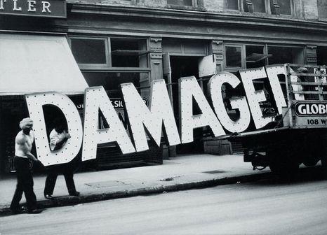 Walker Evans, 1930.