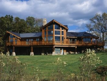 Cedar Homes Cabin Kits And Home Floor Plans On Pinterest