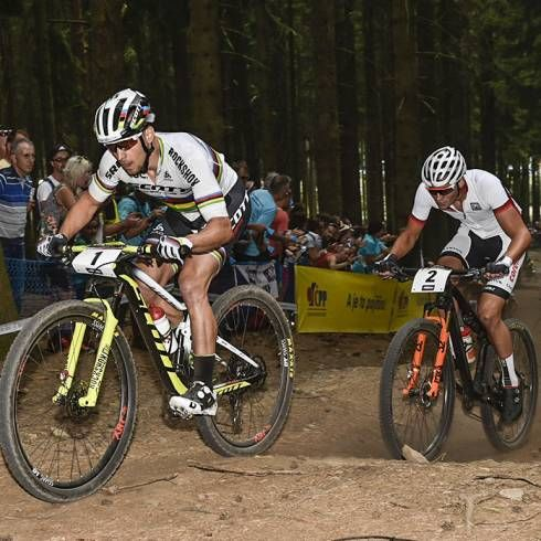 Find Out The Latest News Stage Reports Race Scores And Expert Analysis From The 2018 Uci Mtb World Cup Xco 3 Nove Mesto Na Morave Elit World Cup Mtb Elite