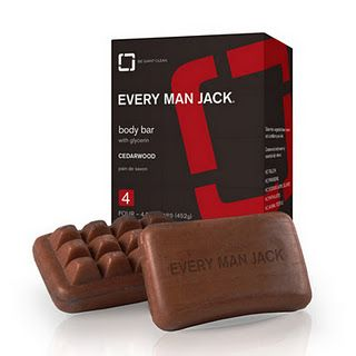 #Giveaway on my blog for Every Man Jack products! Great #Christmas #gift idea.