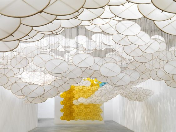 Art Review: Jacob Hashimoto – The Other Sun @ Ronchini Gallery