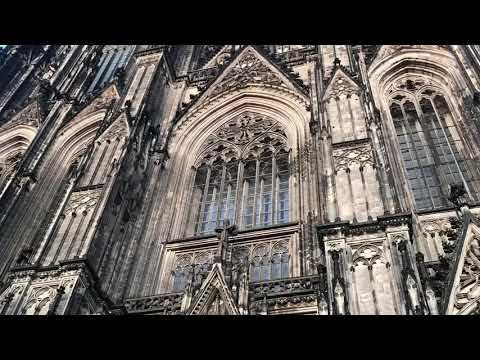 Catedral De Colonia Youtube Cathedral Cologne Cathedral Colonia