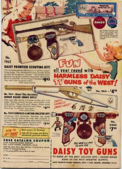 Vintage Toy Ad 95