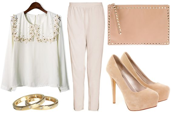 ANNAWII ♥ - CHIC IN NUDE
