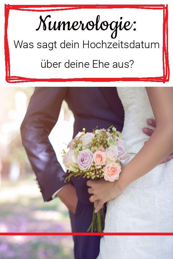 Numerologie Das Sagt Ihr Hochzeitsdatum Uber Ihre Ehe Aus Hochzeit Ehe Numerologie