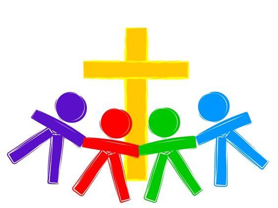 Collaborative Teaching Fellowship ~ Church family fellowship clip art clipart free