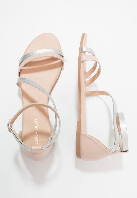 Sandals silver @ Zalando.co.uk </p>                 </div>                 <div id=