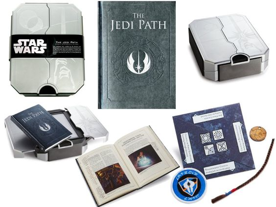 The Jedi Path makes a great gift! #starwars