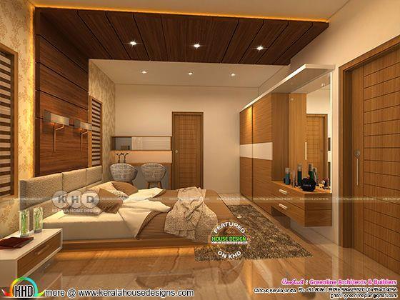 Modern Kerala Interior Designs November 2018 In 2020 Kerala
