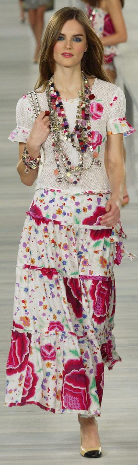 Chanel Spring 2004:
