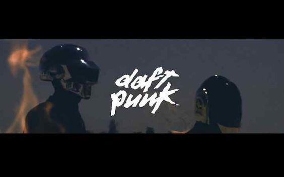 Les Daft Punk dévoilent un nouveau teaser