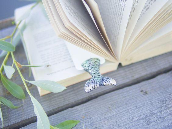 Mermaid tale bookmark