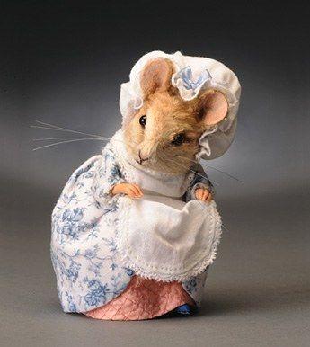 Lady Mouse: