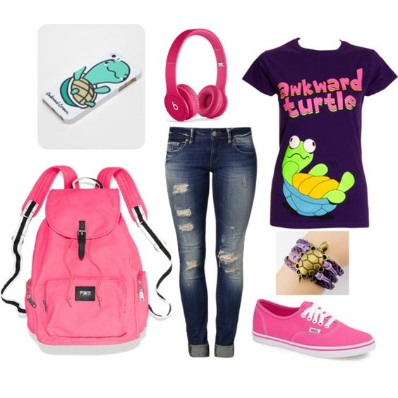 """Turtle"" by nachognat on Polyvore"