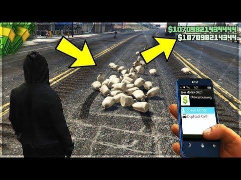 Millionar In Sekunden Solo Unlimited Money Glitch Gta 5 Online Geld Glitch Youtube Gta 5 Online Gta 5 Gta