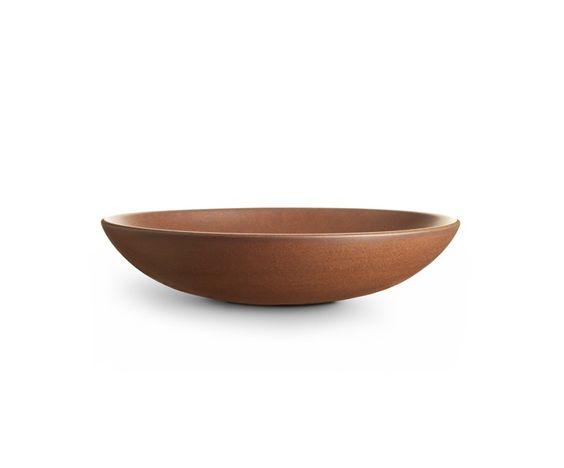 Shallow Salad Bowl - Cook & Dine - Heath Ceramics
