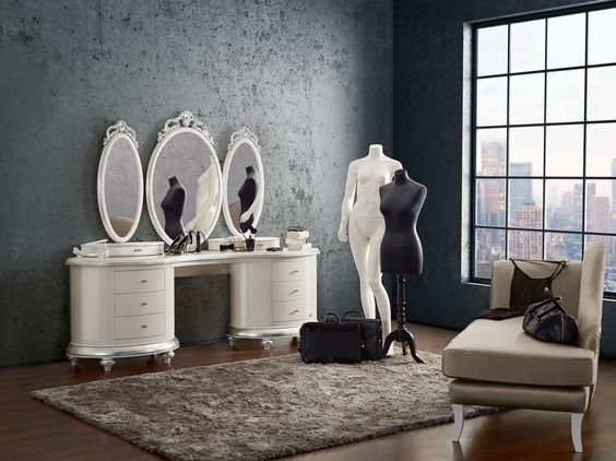 Venezia dressing table  Jetclass | Real Furniture Luxury Interior Design