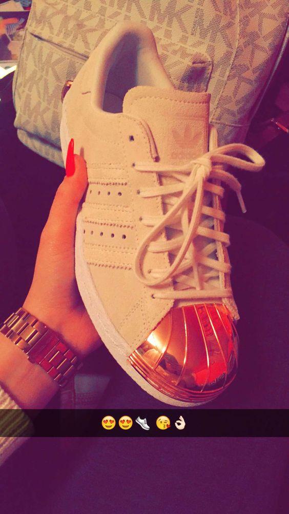 #Adidasmetaltoe 💋👟