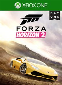 Forza Horizon 2 Tag 1-Edition, Cover