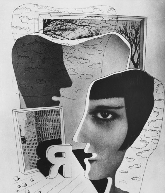 Herbert Bayer - Untitled (Photocollage) (1929)