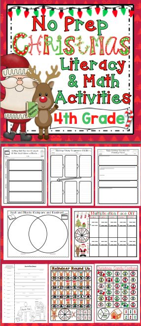 Winter Printable Parent Resources