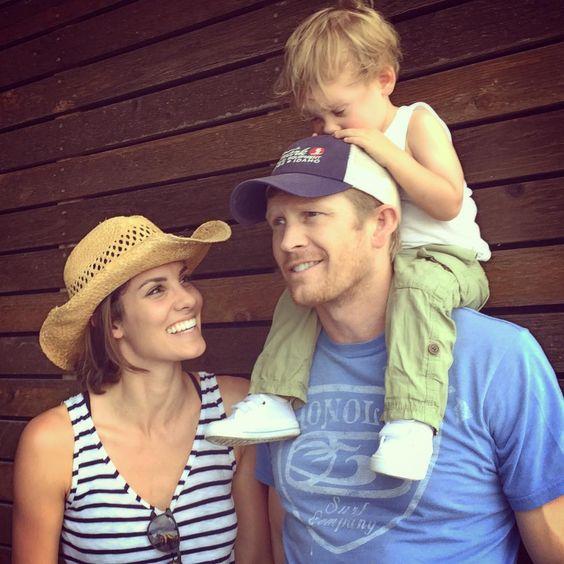 Daniela Ruah, David Paul Olsen and River