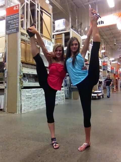 Cheer with you bestfriend in stores <3