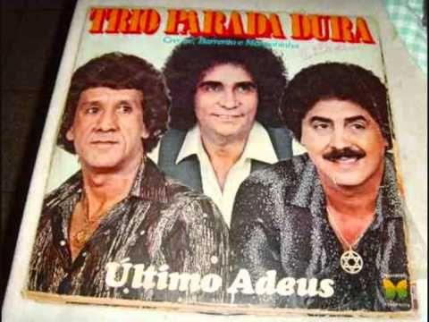 Trio Parada Dura O Pinguco 1981 Youtube Com Imagens Trio