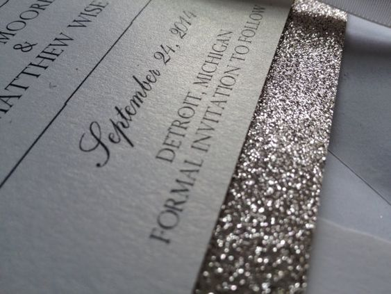 Hey, I found this really awesome Etsy listing at https://www.etsy.com/listing/196858752/glitter-save-the-date