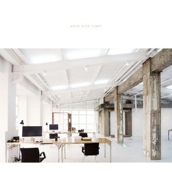 An ideal work space.