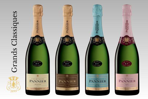 Grands Classiques, Champagne PANNIER