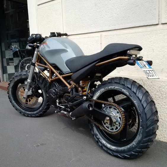 FINN – Ducati Monster 600