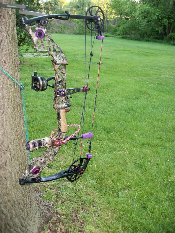 My Mathews Jewel the ultimate bow for any female who is seriously into Archery and bow hunting!! Its the best!!!