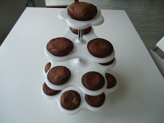 cupcakes de chocolate abuelita