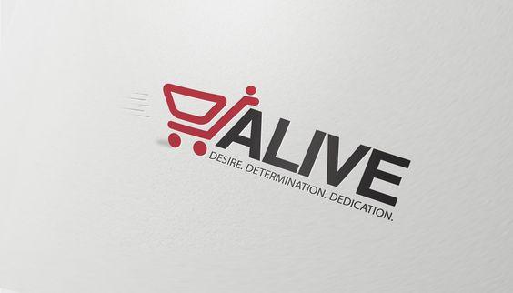 Alive Store Brand by *vasiligfx on deviantART