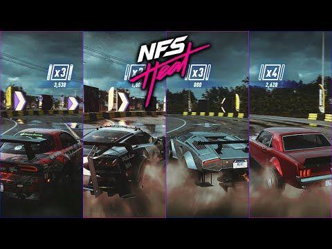 Best Drift Cars In Nfs Heat Youtube Best Drift Drift Cars Car Ins