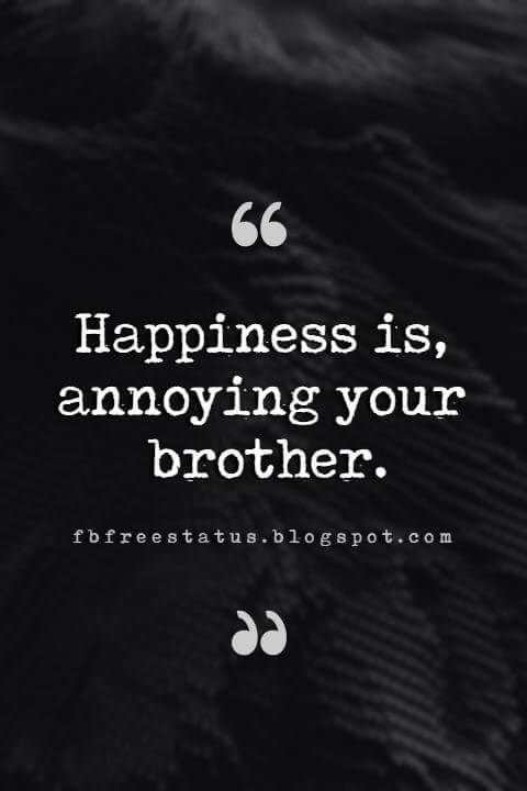 Quotes About Brothers Brother Quotes And Sibling Sayings Family Quotes Funny Brother Quotes Sister Quotes Funny